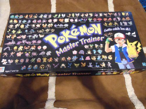Pokemon Master Trainer