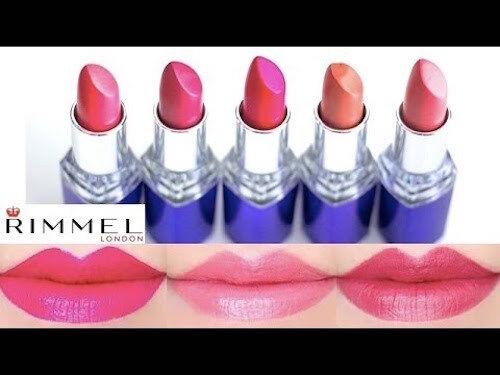 Rimmel Moisture Renew Lipstick Lip Stick Choose Your Color