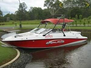 23ft bowrider with new 250 hp motor under warranty North Ward Townsville City Preview