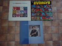Job Lot Vinyl LP Everly Brothers Phil Everly Album Records