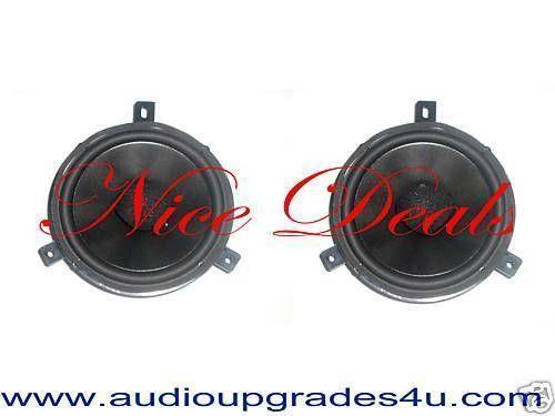 dodge infinity speakers