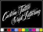 Custom Text Bumper Stickers