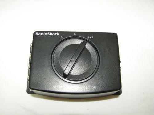 speakers radio shack. radio shack speaker selector speakers t