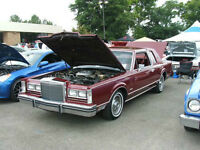 1981 Lincoln Town Car Coupe - REBUILT 302 ENGINE