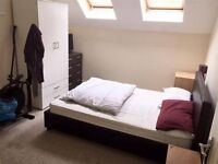 Double room to rent with attach bath including bills