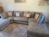 BRAND NEW U SHAPE CORNER OR 3+2 SEATER AVAILABE IN STCOK