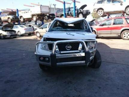 NISSAN NAVARA AUTO VEHICLE WRECKING PARTS 2012  (VA01889) Brisbane South West Preview