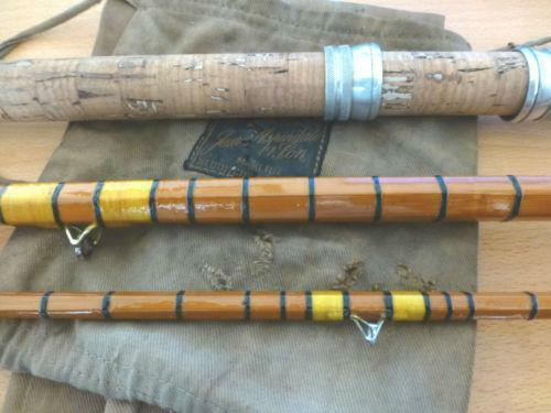 Vintage fishing rods ebay for Vintage fishing rod identification