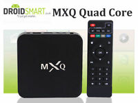 ***ON SALE-BRAND NEW*****M8 or MXQ ANDROID TV BOX***