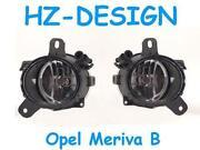Opel Meriva Nebelscheinwerfer