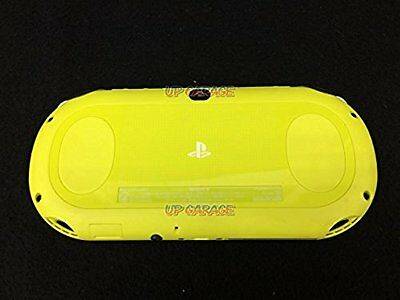 Playstation Ps Vita Wi Fi Console Only Lime Green   White Pch 2000Za13