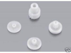 2082-Traxxas-RC-Parti-AUto-Set-Ingranaggio-Per-2080-Micro-Impermeabile-Servo