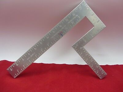 THE ORIGINAL MODIFIED SQUARE MADE IN USA CARPENTERS PIPE FITTERS MACHINIST NEW!!