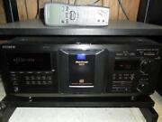 Sony 400 CD Changer