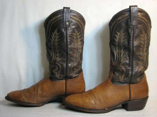 Mens Bullhide Cowboy Boots Ebay