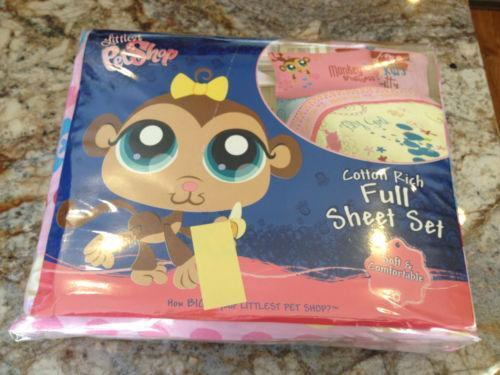 Littlest Pet Shop Sheets Ebay