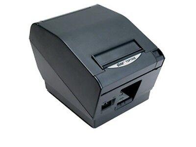 Square Certified Star Sp-742 Lan Grey Acut Ethernet Impact Kitchen Printer