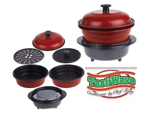 Tastiwave cookware new in box