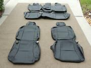 Toyota Tundra Crewmax Seat Covers
