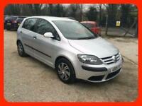 VOLKSWAGEN GOLF PLUS 1.9TDI PD ( 105P ) 05 REG ** CAMBELT + WATER PUMP AT 70K **