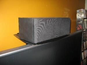 Center Channel Speaker Shelf