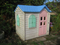 little tikes playhouse, garden play house, CAN DELIVER