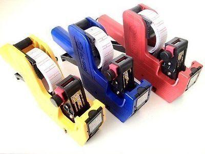 Sparset: Preisauszeichner MX5500 +10.000 Etiketten (2Stangen) +1 Ersatztinte NEU