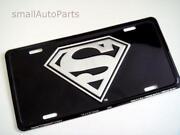 Superman License Plate Frame