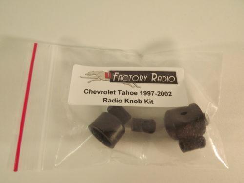 Chevy tahoe radio ebay