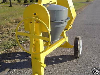 Bull Dog Bd2300 Electric Concrete Cement Mixer