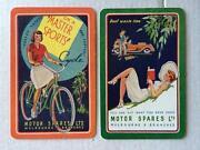 Vintage Advertising Cards
