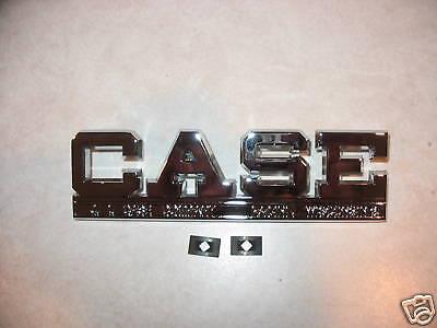 Case 200 300b 400b 500b 600b 700b 800b 900b Tractor A11320 Emblem