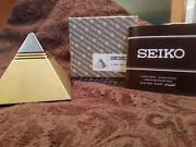 Vintage Seiko Clock