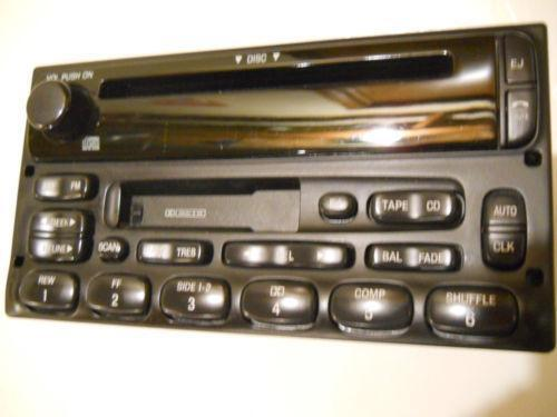 2002 Ford Explorer Radio