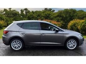 2017 17 reg Seat Leon Se 1.6 * DIESEL AUTOMATIC * ONLY 7 MONTHS OLD - 5,000 MILES