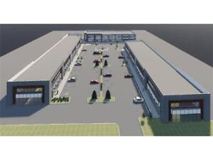 Industrial Bay for Sale/Lease!! Brand new development in Calgary