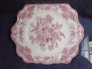 Crown Ducal Plate