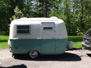 WANTED: Vintage Trailer