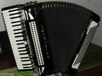 EXCELSIOR EVO MIDIVOX ACCORDION (U S A model ) MIDI