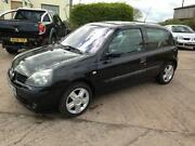 Renault Clio 1.2 Car Black