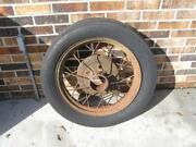 Model A Ford Wheels
