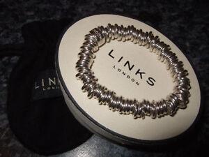 New genuine Links of London Sweetie bracelet size small
