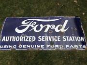 Ford Porcelain Sign