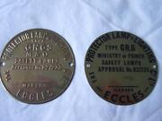 Miners Plates