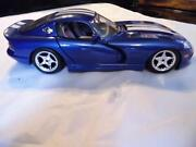 Die Cast Dodge Cars 1:18
