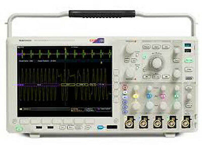 Tektronix Mso4104b Mixed Signal Oscilloscope