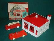 Plasticville Fire House