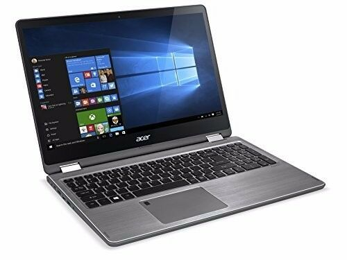 Acer Aspire R 15 Convertible Laptop, 7th Gen Intel Core i7,