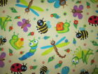 Flannel Fabric Butterfly