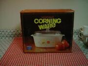 Corning Ware Wildflower
